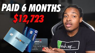 How to pay off Credit Card Debt Fast | Less than 6 Months