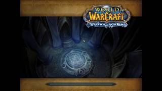 World Of Warcraft Entrance - Halls Of Reflection (Icecrown Instance)