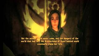 Fallout: New Vegas everyone is dead ending.
