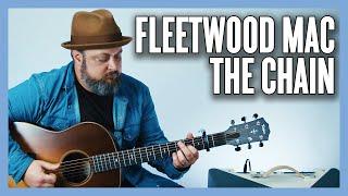 Fleetwood Mac The Chain Guitar Lesson + Tutorial