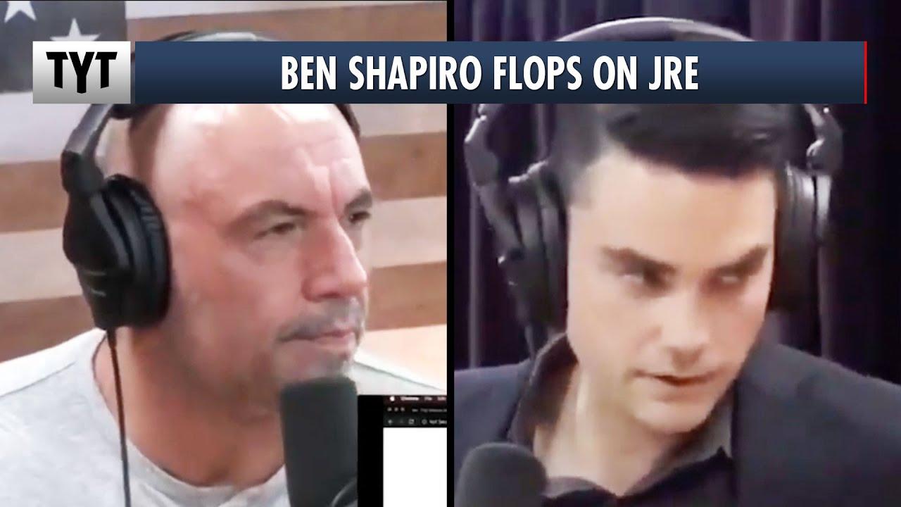 Ben Shapiro CLOWNED By Joe Rogan thumbnail