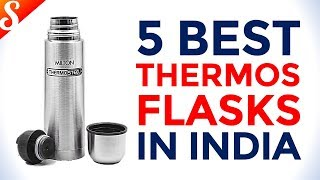 5 Best Thermos Flasks (1 Litre) In India For Tea, Coffee With Price