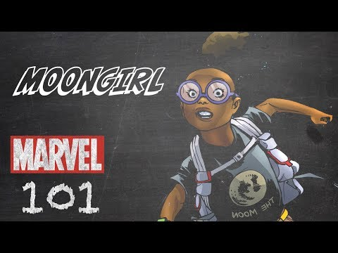 Moongirl – Marvel 101 | MTW