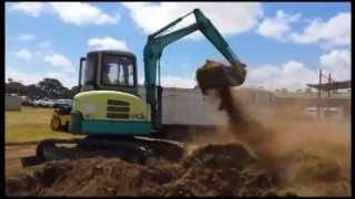 preview picture of video 'Earth Adjustments - Earthmoving Adelaide Hills'