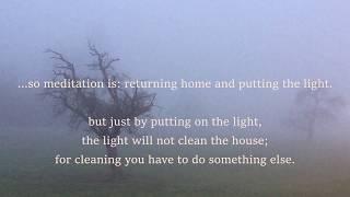why meditation.
