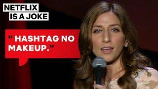 Chelsea Peretti Explains Basic Thirst Trap Theory | Netflix Is A Joke