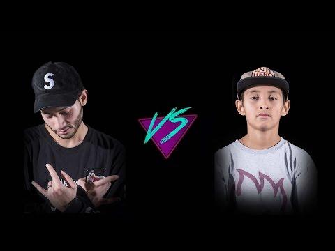 SKATEpark #2 Mano Wolf vs Aaron Tiekink
