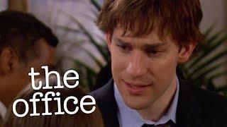 Karen Pranks Jim  - The Office US