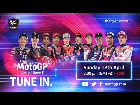 Esports MotoGP 第2戦 (レッドブルリンク)レースライブ配信動画