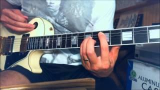 Def Leppard -  Comin' Under Fire - Guitar lesson