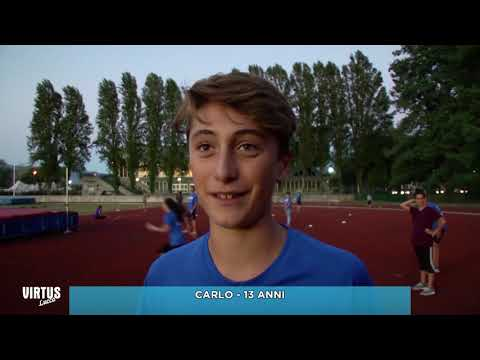 Preview video Atletica fa rima con...? | Virtus Channel