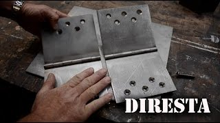✔ DiResta Stainless Hinges
