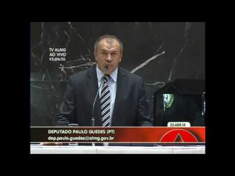 Deputado Paulo Guedes comenta luta pela inclusão da Barragem de Berizal no PAC 3