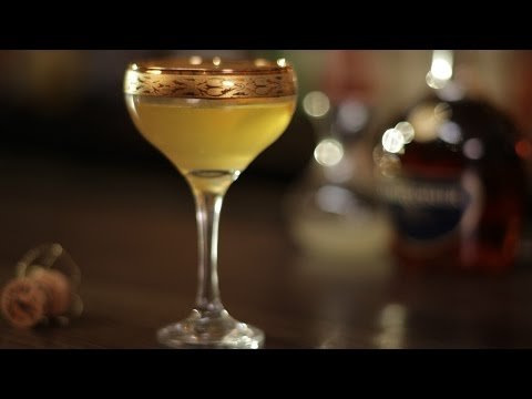 Ritz Cocktail of New York - A Modern Classic - The Cocktail Spirit with Robert Hess