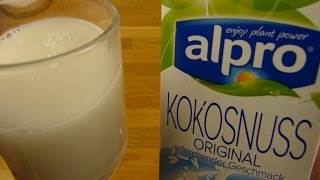 Alpro - Coconut / Kokosnuss Drink Original (Vegan)