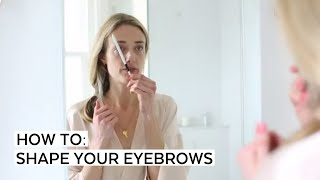 Frame Your Face: How to achieve a beautifully natural brow with Arabella