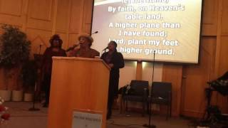"""Video thumbnail of """"LORD LIFT ME UP AND LET ME STAND -  HIGHER GROUND - Pastor Henry"""""""