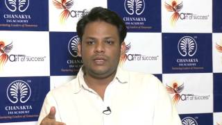 Chanakya's IAS Mock Interview testimonials Ajay Katesaria Rank-28 CSE 2011