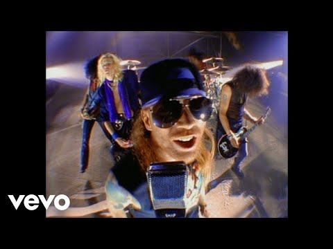 Vídeo Garden of Eden de Guns and Roses
