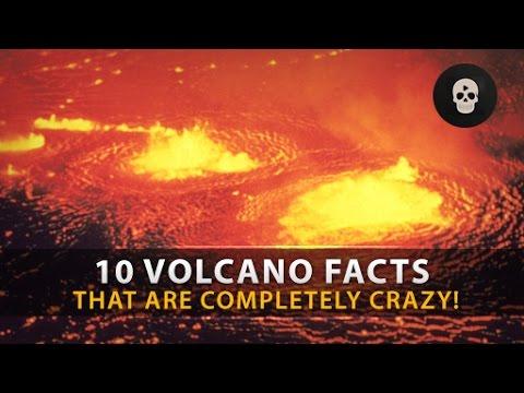 10 Craziest Volcano Facts