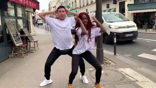 Burna Boy   On The Low Dance Couple @badgyal & @lucacilluffo