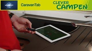Caravan-Tab: Die Alarmanlage gegen Wohnmobil-Einbrecher - Ausprobiert! | Clever Campen