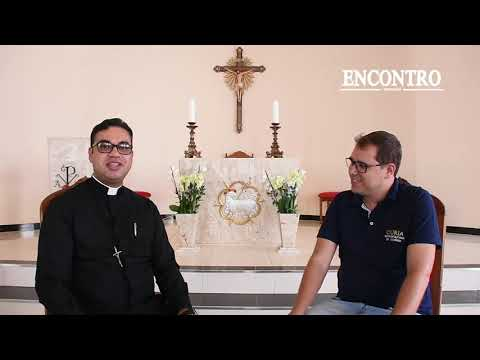 Jornal Encontro Semanal - Entrevista com o Diácono Vilmar Barreto