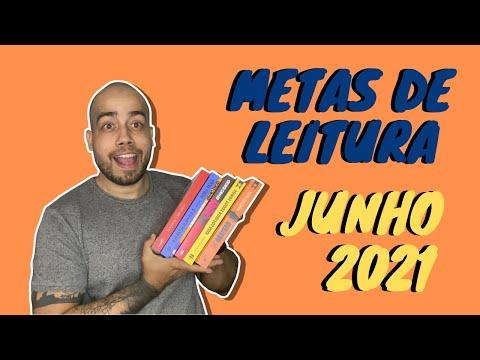 Meta de Leitura  | Junho 2021
