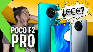 Poco F2 Pro: GAMA ALTA a precio de DERRIBO