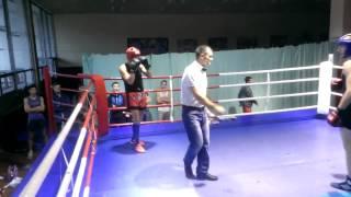 Секции бокса дают свой результат