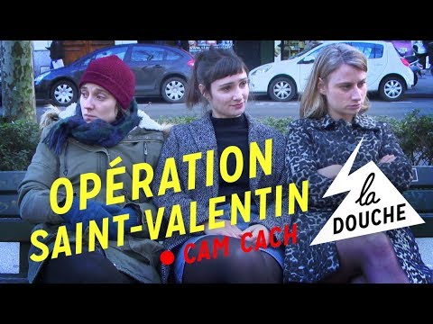 La Douche / Opération Saint-Valentin [Caméra cachée]