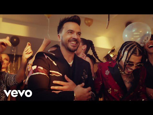 Vacío (Feat. Rauw Alejandro) - LUIS FONSI