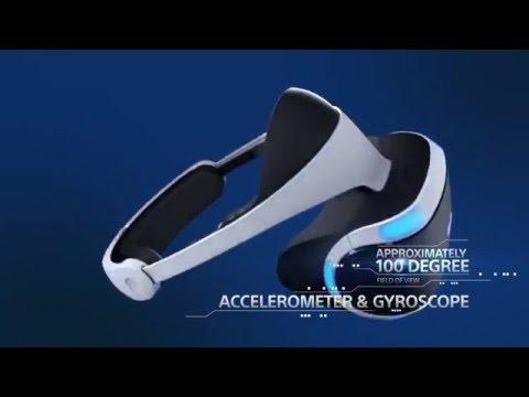 Очки виртуальной реальности Sony PlayStation VR (базовый комплект)