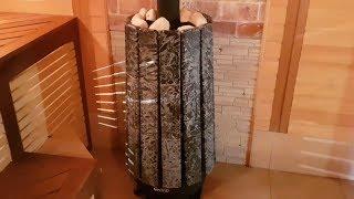 ☄ Новинка!!! От Grill'D. Отзыв покупателя Cometa Vega Stone Premium. Облицовка из натурального камня