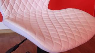 "Кресло офисное Special4You Ray black E5951 от компании Компания ""TECHNOVA"" - видео"