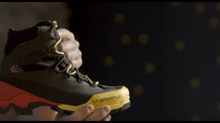 Aequilibrium LT GTX   Tech Video by La Sportiva