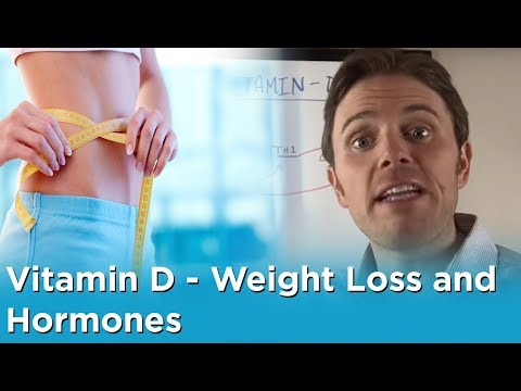Video Vitamin D - Weight Loss and Hormones