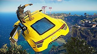 JUST CAUSE 4 - NEW Gameplay Trailer (2018)