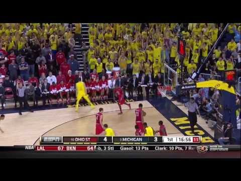 2013-2-5 Michigan vs. Ohio St.