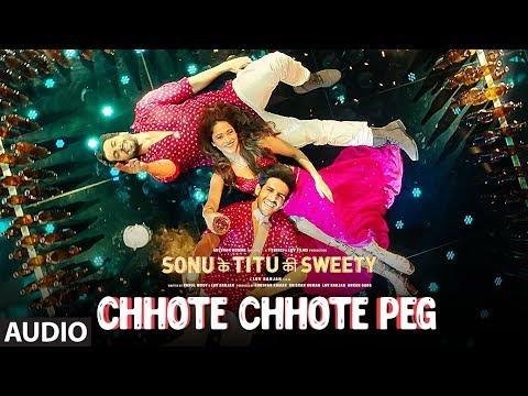 Chhote Chhote Peg (Full Audio) | Yo Yo Honey Singh | Neha Kakkar |Navraj Hans|Sonu Ke Titu Ki Sweety