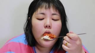 Yang Soo Bin) 돼지고기 듬뿍 들어간 묵은지 김치찌개!!! 밥도둑이 따로없네..