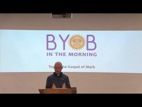 Gospel of Mark - Episode 5