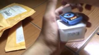 Unboxing Mp3 Dx.com #8