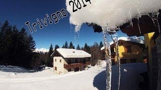 preview picture of video 'Tirano - Trivigno a piedi | GoPro'