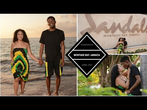 Honeymoon Vlog   Sandals Montego Bay   JAMAICA   The Hayes'