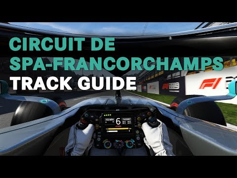 How to Beat the Fearsome Spa-Francorchamps