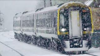 Trains & Tones @ Avoncliff, WML - 01/02/19