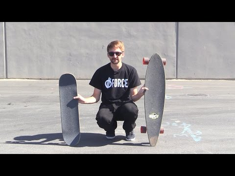 LONGBOARD VS SHORTBOARD | VS EP 11