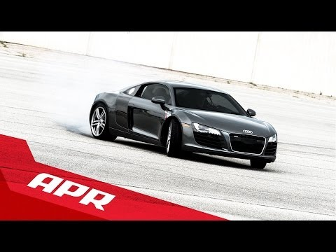 What would you do with two APR Supercharged R8s?
