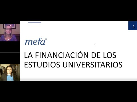 College Financing (SPANISH)
